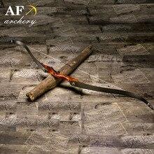 58 «Демонтаж Изогнутый Лук длинный лук для стрельбы ламинирования конечностей деревянный Riser для съемки на открытом воздухе и Охота Бесплатная доставка