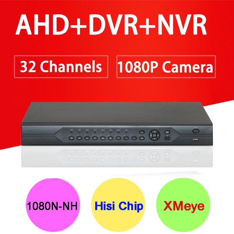 32ch ahd-nh camera