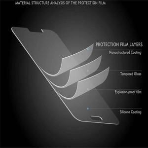 Image 2 - Protezione dello schermo ZTE Lama L8 Vetro Temperato ZTE Lama A3 2019 Vetro Temperato ZTE Lama L8 BladeL8 L 8 Custodia Protettiva pellicola