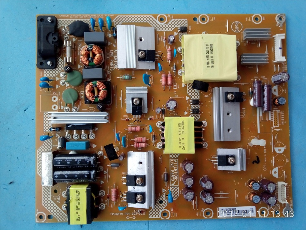 715G6679-P02-003-002S Good Working Tested