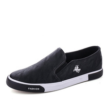 39-45 New 2019 Fashion Mens Shoes Outdoor Male loafers Walking Brand Sneakers Men Casual Shoes Leather Shoes For Men Flats