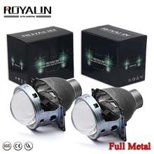 3.0 inch Mini Bi-Xenon HID H4 Projector Lens for Koito Q5 Full Metal LHD RHD for H4 D2S D2H Car Headlights DIY without Shrouds цена в Москве и Питере