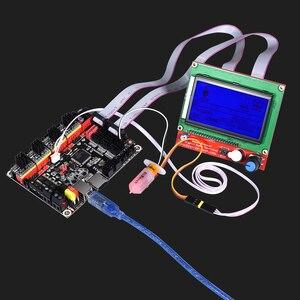 Image 5 - BIGTREETECH SKR V1.3 32 Bit Smoothieboard 3D Printer 32bit Control Board Parts vs MKS GEN L Sgen L TMC2130 tmc2209 tmc2208 a4988