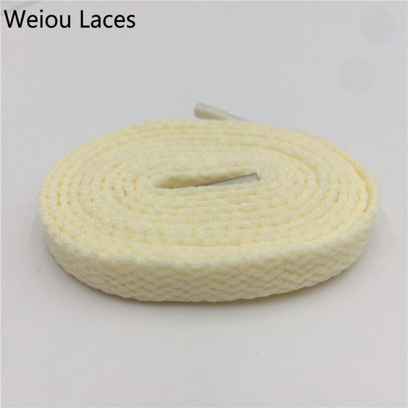 Weiou Athletic Flat Single Layer Sneakers Colorful Shoelace 8mm Width Web Pattern Shoesstrings For Canvas Boots Sneakers LacesWeiou Athletic Flat Single Layer Sneakers Colorful Shoelace 8mm Width Web Pattern Shoesstrings For Canvas Boots Sneakers Laces