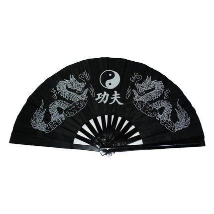 Взрослые для детей, мужчин и женщин Taiji/Taichi/кунг-фу кольцо веер для танцев/красный пластиковый вентилятор/бамбуковый вентилятор