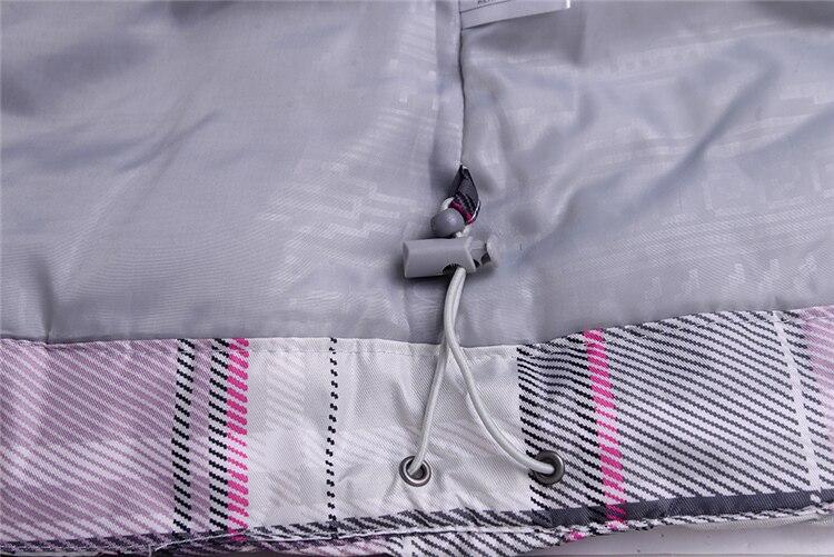 Nouveau femmes snowboard vestes montagne ski costume femmes ski vêtements livraison gratuite imperméable veste ski costume ensemble - 5