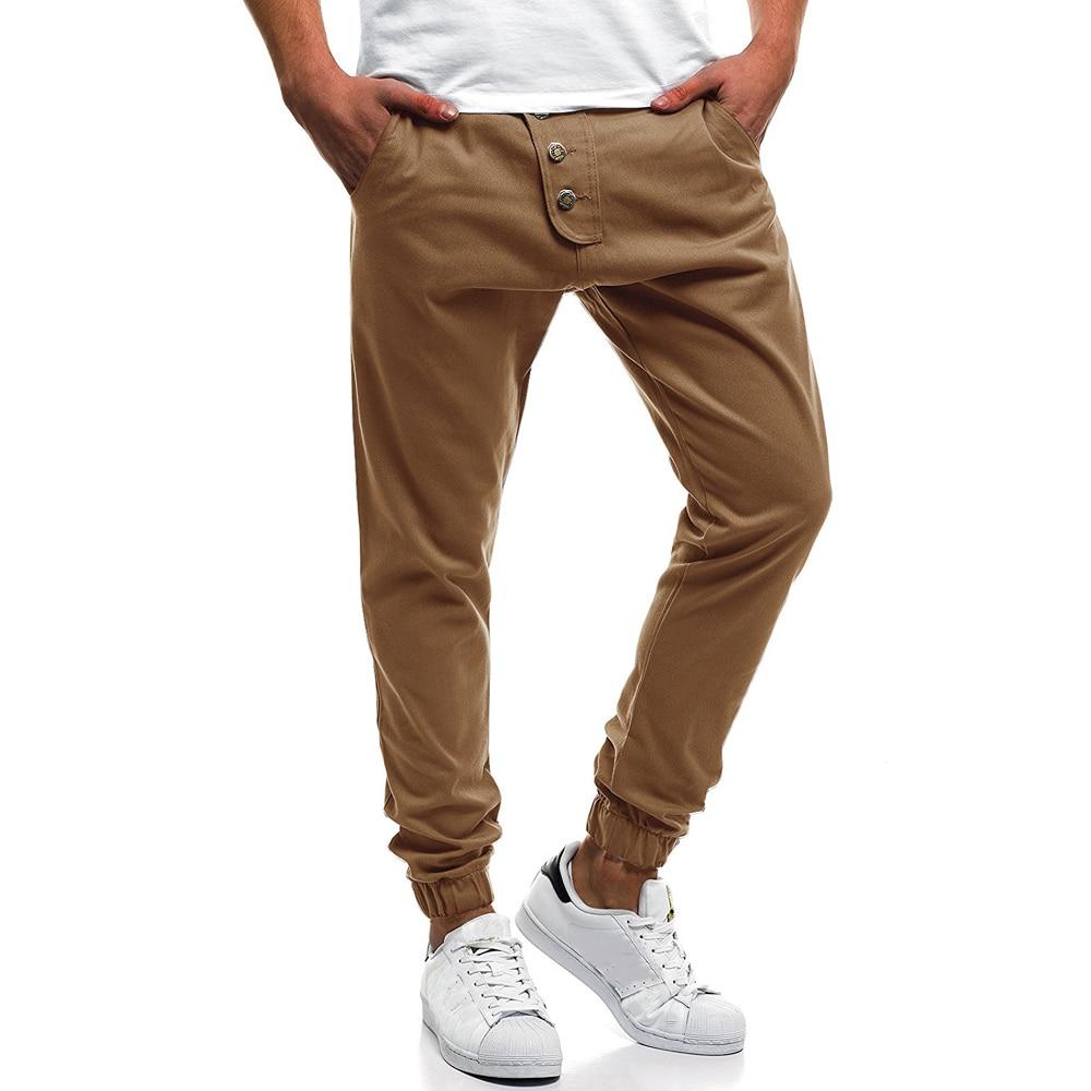 Harajuku Jogger Harem-Pants Track-Trouser Fitness Male Mens Casual Fashion-Brand M-4XL