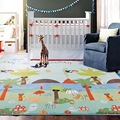 185*80cm Baby Play Mats Carpet Rugs Crawling Blanket Nordic Style Kids Room Decor Mat for Teepee Tent Children Play Games