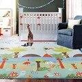 185*80 cm Tapetes de Jogo Do Bebê Tapetes Tapete Rastejando Cobertor Estilo Nórdico Crianças Decoração do Quarto Tapete para Tenda Tenda as crianças Brincam de Jogos