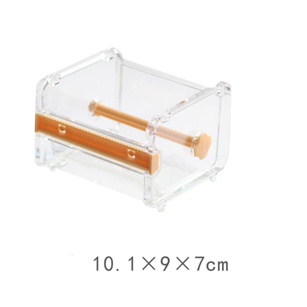 Transparent Desktop Tape Cutting Machine  5