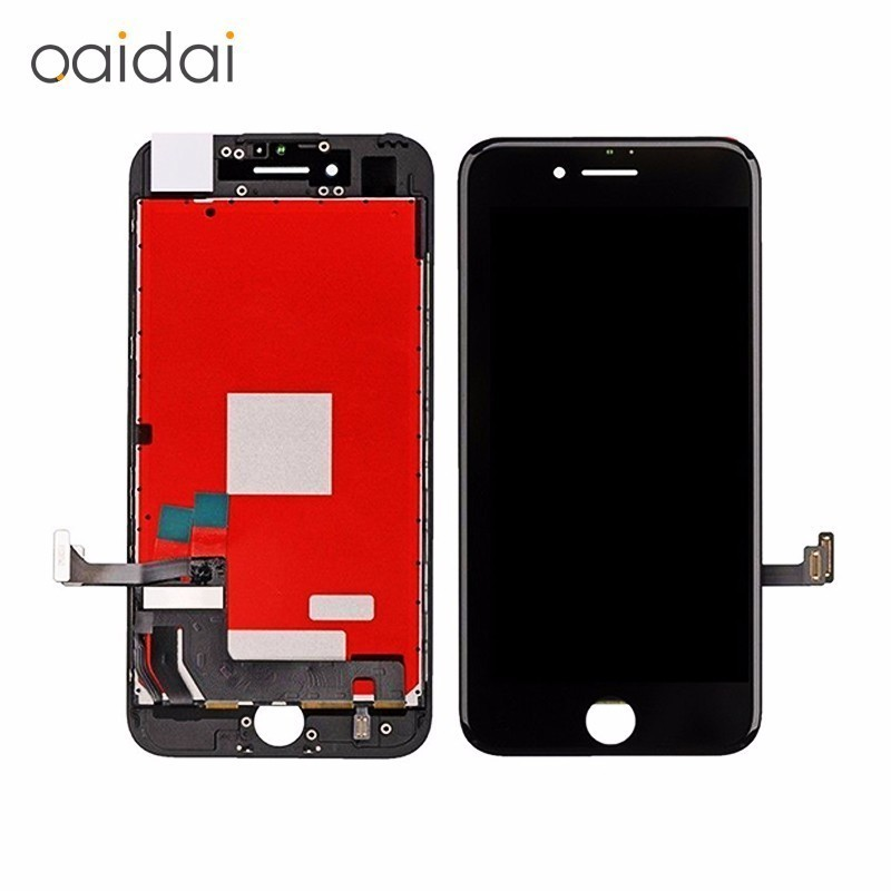 20pcs/Lot For Apple Iphone 7 7plus LCD Display 3D Touch Screen Mobile Phone Lcds Digitizer Assembly Replacement Parts With Tools