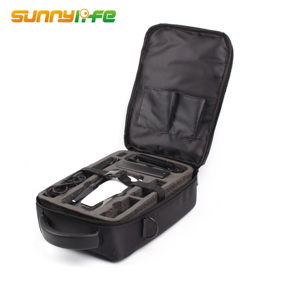 Portable Storage Bag Single Shoulder Bag Carrying Case for DJI MAVIC AIR portable carrying case storage bag for xiao mi mitu