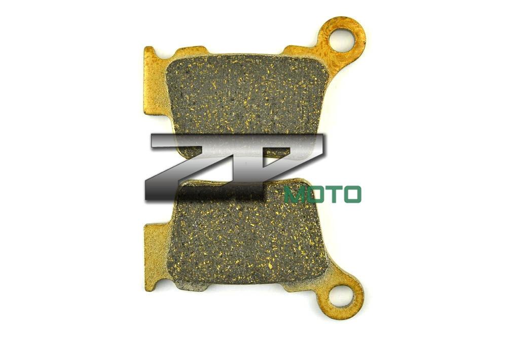 Organic Kevlar Brake Pads For HUSABERG FE 450 Enduro 2009-2011 2010  FX 450 FE 390 2010-2011 Rear OEM New High Quality f r brake pads set for malaguti 125 160 ie blog ie160 2010 2009 2011