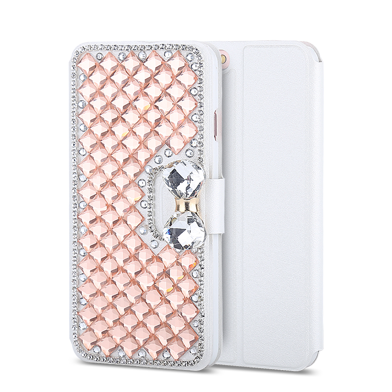 samsung s8 phone case wallet bling