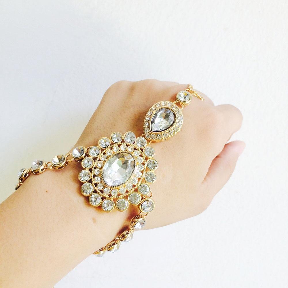 Look - Slave Boho hand jewelry video