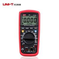 UNI T UT139C True RMS Digital Multimeter Auto/Manual Range Tester 6000 Count Voltmeter Ohmmeter Temperature Frequency test