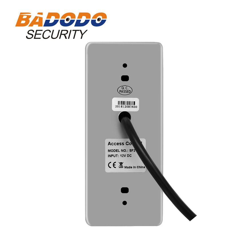 Image 3 - IP66 Outdoor WG26 Fingerprint password keypad access control reader for security door lock system gate opener use-in Fingerprint Recognition Device from Security & Protection