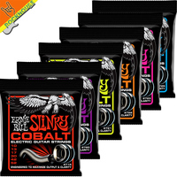 Cobalt Slinky Electric Guitar Strings Guitarra String Extended Dynamic Range Soft And Silky Made In USA