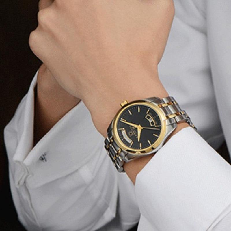 Karnavalo aukščiausios kokybės prekės ženklo automatiniai - Vyriški laikrodžiai - Nuotrauka 6