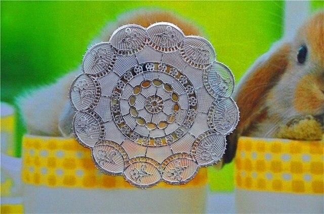 Kussen Wit 6 : Yj wit diameter cm pvc mat voor plaat kom tafel hotel