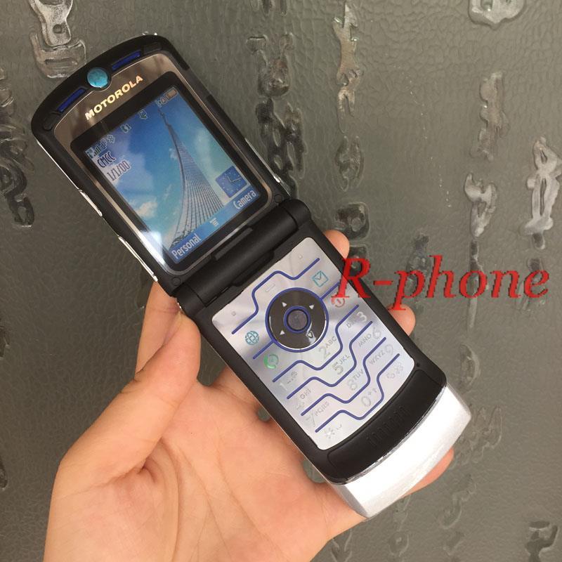 hot sale classic unlocked motorola razr v3i mobile cell phone rh aliexpress com Motorola SLVR Motorola V8