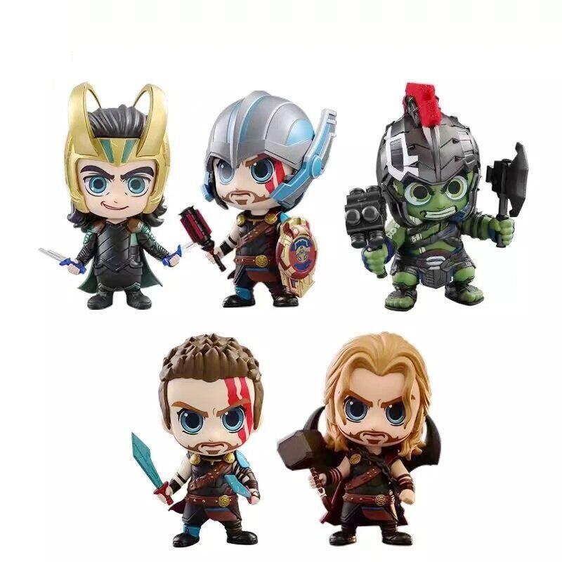 Para Thor De Banner Hulk La ArtfxFigura Loki Del Cabeza Burbuja Coche Decoración Pvc 5ARLc3q4jS