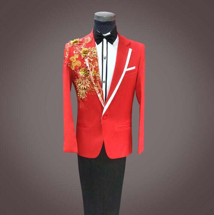 Blazer Men Formal Dress Latest Coat Pant Designs Suit Men Costume Homme Terno Masculino Marriage