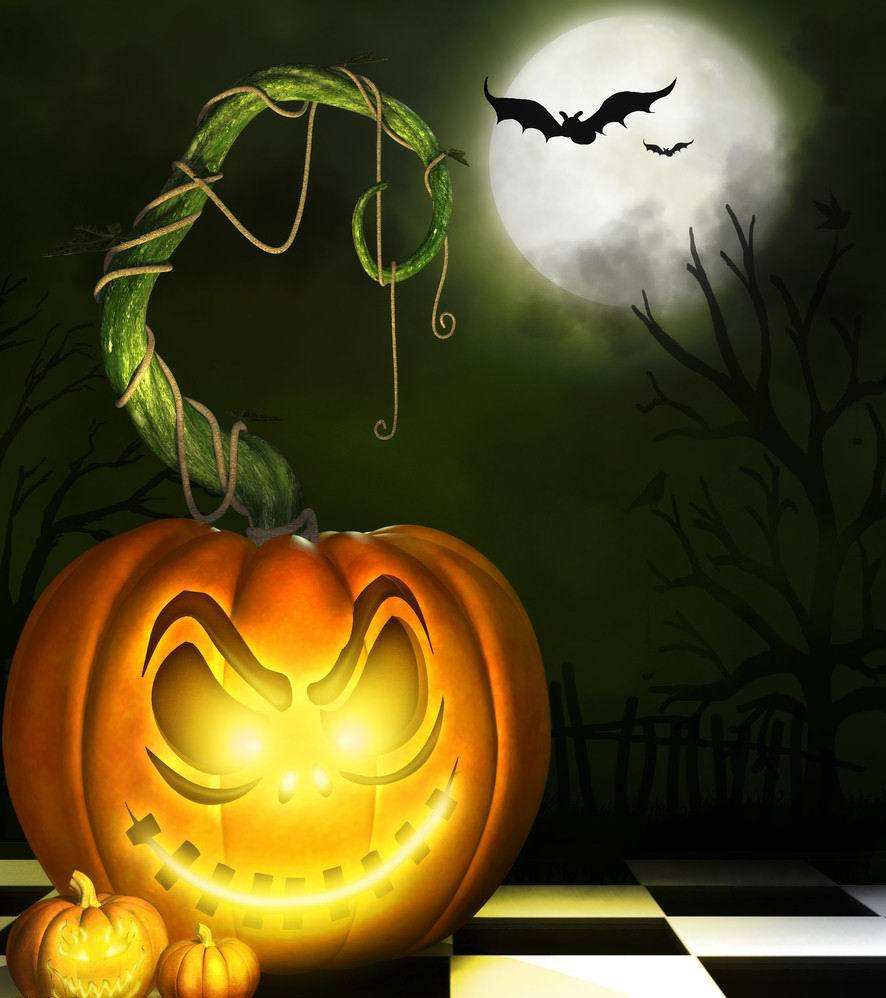 paper gsm picture - more detailed picture about pumpkin magic 3d