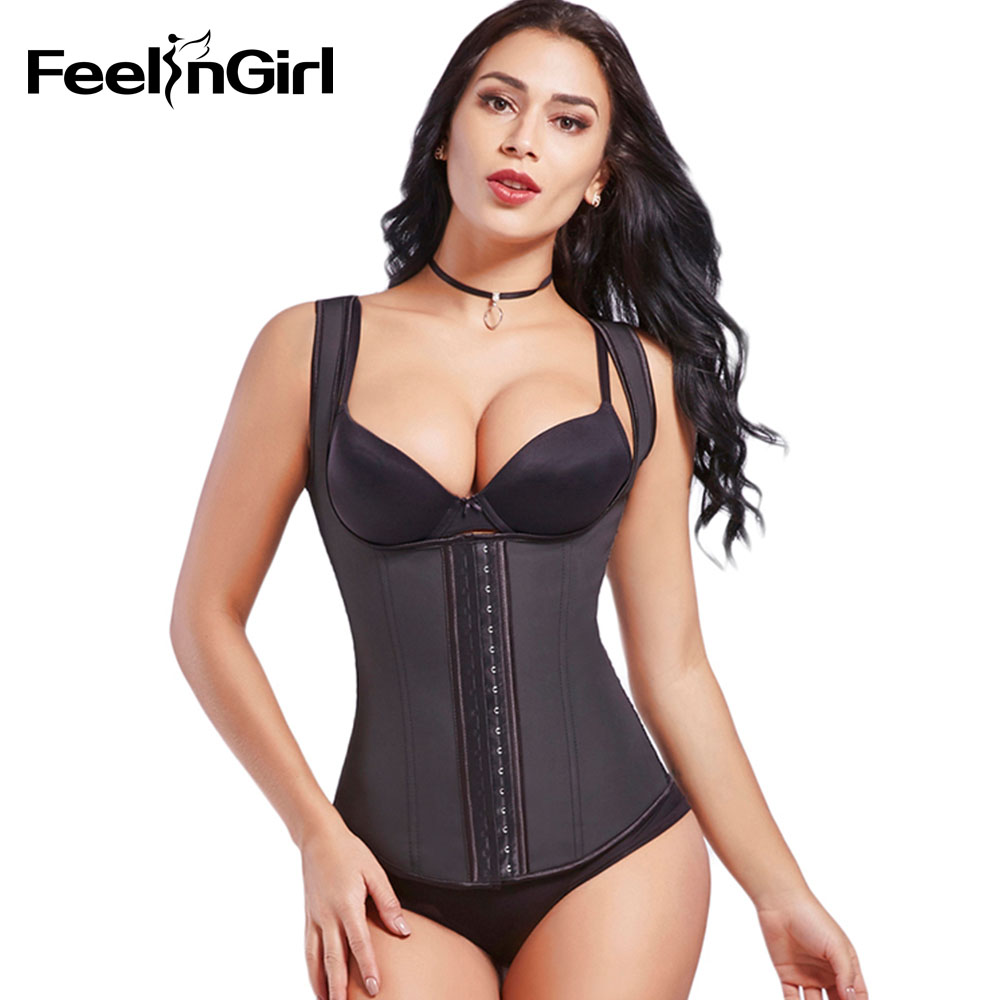 d1850e5bca956 Product Name New Black Latex Corset Body Shaper Cotton Steel Boned Corset  Latex Waist Cincher Waist. Training Corsets Sexy Corpete Corselete 3