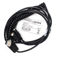 HON MARK New 3M PS2 Keyboard Wedge Rj45 Coiled Usb Cable For Honeywell MS7120 MS9540 MS5145