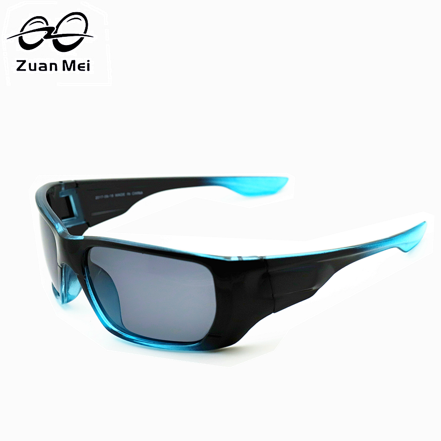 2018 Nova Zuan Mei Deslumbramento Clássico Da Marca Óculos De Sol Dos  Homens Polarizados Óculos de 869c5b530b