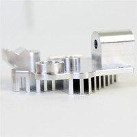 Funssor Titan Aero Heatsink 1 75mm Or 2 85mm Upgrade Titan Extruder V6 Hotend Reprap Prusa