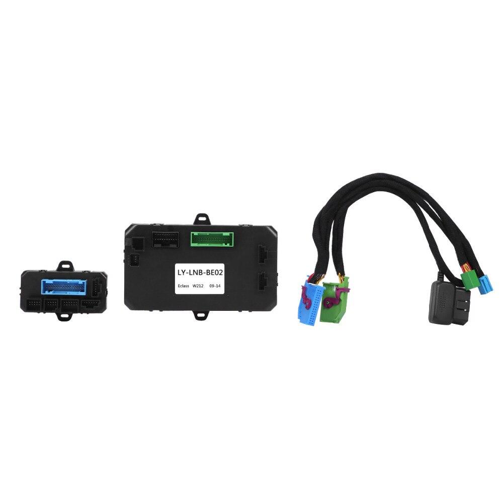 Alarme de voiture GPS PLUSOBD, système d'alarme et de suivi de voiture GPS + GSM avec démarrage du moteur à distance adapté pour Mercedes Benz A B GLA ML G GL Class - 3