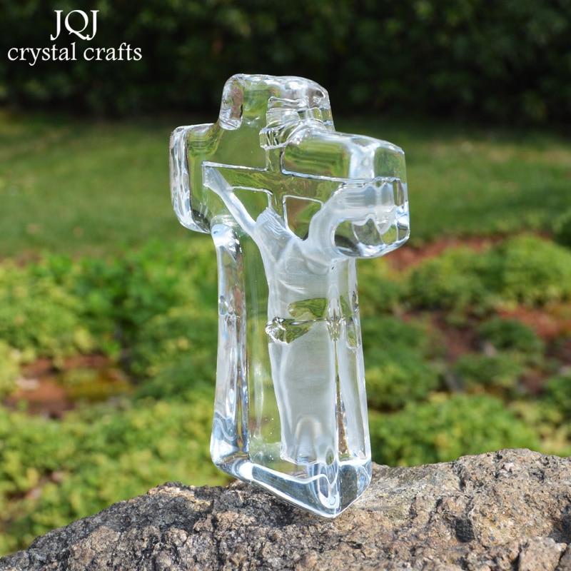 3D кристалды әшекей шегушісі Иса - Үйдің декоры - фото 3