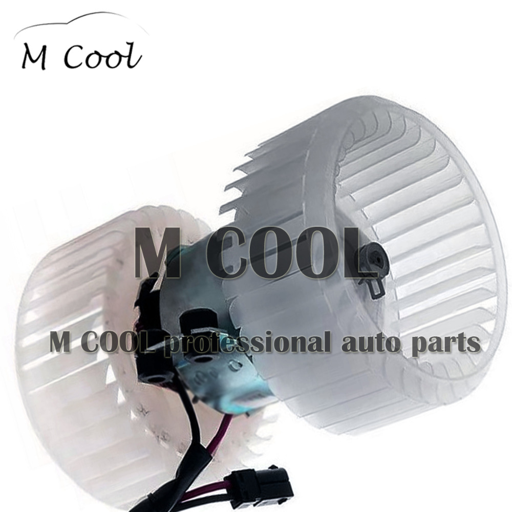 Cooperative New Ac Blower Motor For Bmw X5 E53 E39 5 Series Ac Fan Blower 64118382305 64118385558 8382305 8385558 To Reduce Body Weight And Prolong Life Air-conditioning Installation