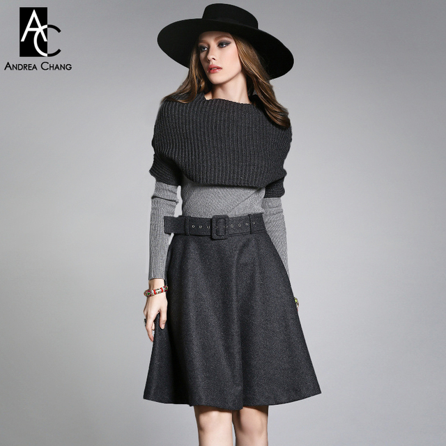 Aliexpress.com : Buy autumn winter designer women's clothing set ...