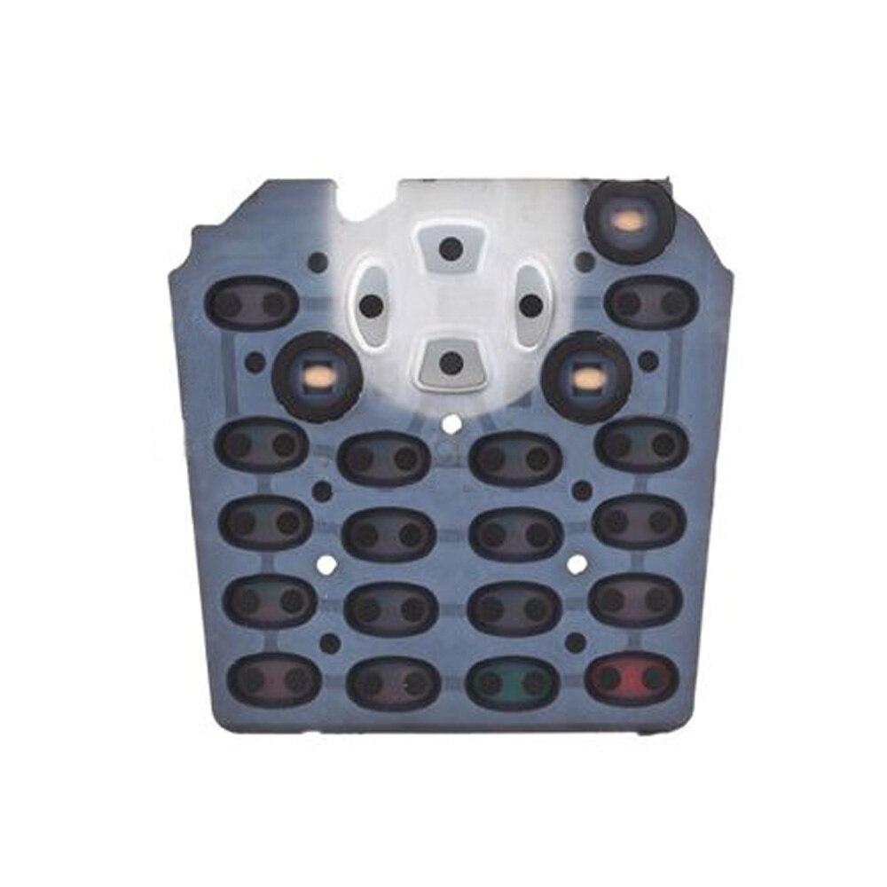 teclado de silicone para acessorios intermec 751 pda 751 coletor acessorios