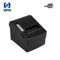 High Quality Pos 80 Printer Thermal Driver Zj 8220 Usb Interface Support Cash Drawer Drive Printing