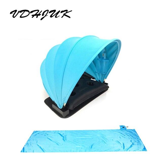 Portable Sunshade Sun Protection Personal Tent Foldable Sun Mini