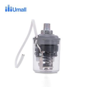 1/4NPT Screw Automatic Pressure Controller Sensor 1.0bar to 1.8bar water regulator monitors switch 220v booster pump spare part(China)