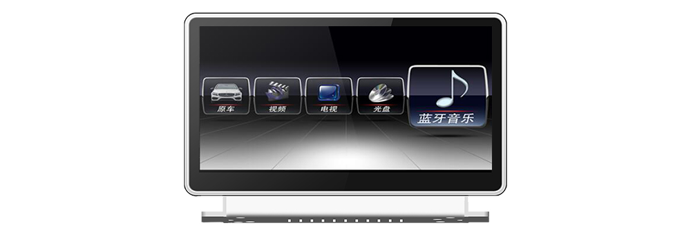9.33 Android 2G RAM For Audi A4 2016-2019 GPS Touch Screen Multimedia Player Stereo Autoradio navigation original style 8