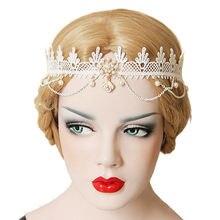 Шикарная Женская корона головная повязка для невесты свадебные