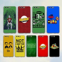TV Series The Big Bang Theory Phone Case