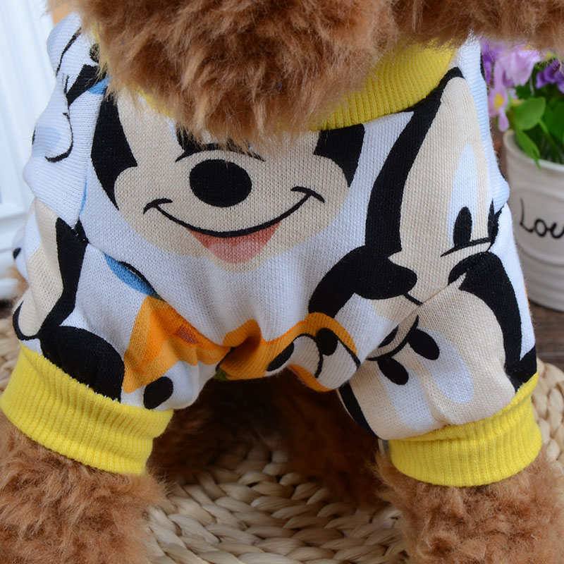 dog clothes spring (2)