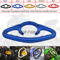 YZF R1 1998 2014 2013 Motorcycle Accessories CNC Passenger Handgrips Hand Grip Tank Grab Bar Handles Armrest For Yamaha R1