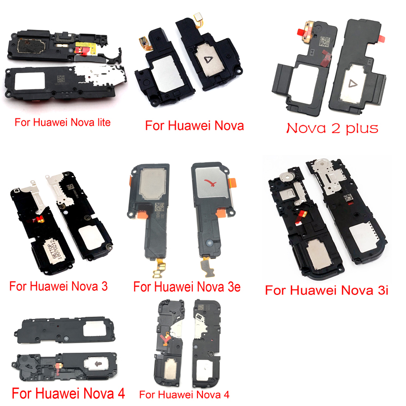 Loud Speaker Buzzer Ringer Replacement Accessories Parts For Huawei Nova Lite 2 Plus 2i 2s 3 3e 3i 4 4e
