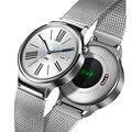 Nuevo diseño orignal marca hoco milanese bucle correas correas de reloj de pulsera banda de acero inoxidable brazalete de eslabones para huawei watch