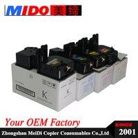 Cartucho de toner da copiadora para ECOSYS P5021cdn ECOSYS TK 5225 TK 5220 P5021cdw|Cartuchos de toner| |  -