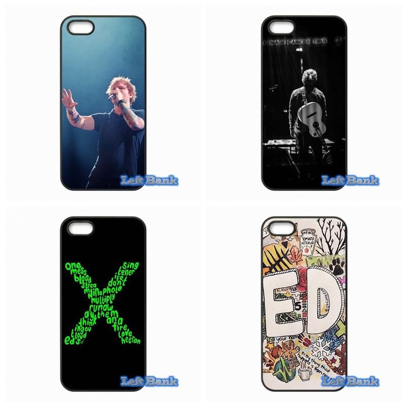 Ed Sheeran Phone Cases Cover For Apple iPhone 4 4S 5 5S 5C SE 6 6S 7 Plus 4.7 5.5 iPod Touch 4 5 6