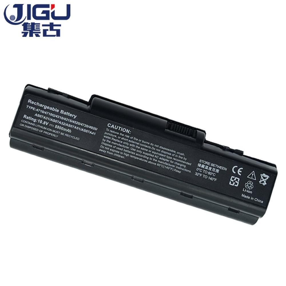JIGU Laptop Battery For Acer Aspire 4310 4320 4336 4520G 4710 4715Z 4720G 4730 4730Z 4736 5235 5334 5338 5535 5536G 5732Z 5737Z